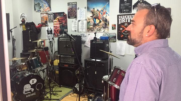 Espacio Sólo Música Paterna para grupos musicales