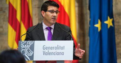 Jorge Rodríguez, presidente de la Diputación de Valencia, destacó la importancia de dar autonomía económica a municipios
