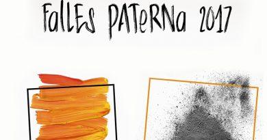 Cartel Fallas Paterna 2017