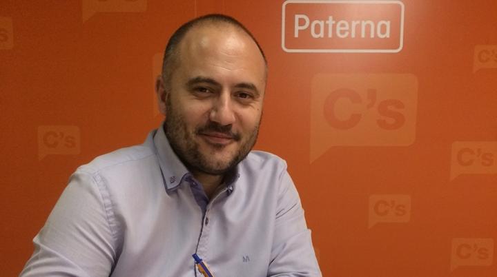 Jorge Ochando, de Ciudadanos Paterna