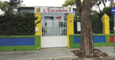 Cs Paterna consigue becas para infantil en mes de julio