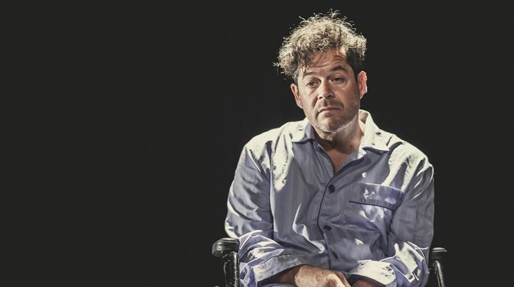 Jorge Sanz en el Teatro Talía