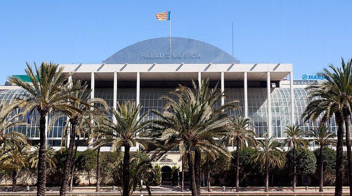 Concierto en el Palau dedicado a crítico de música