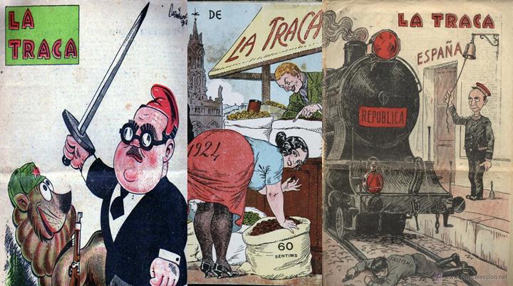 Revista La Traca