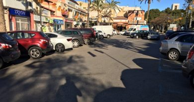 El PP pide soluciones al aparcamiento cercano a estación La Cañada