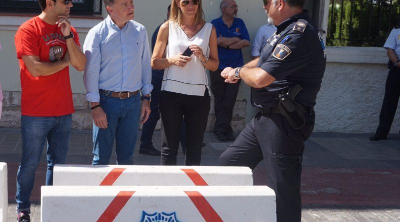 La Cordà de Paterna aumenta en un 20% el dispositivo de seguridad