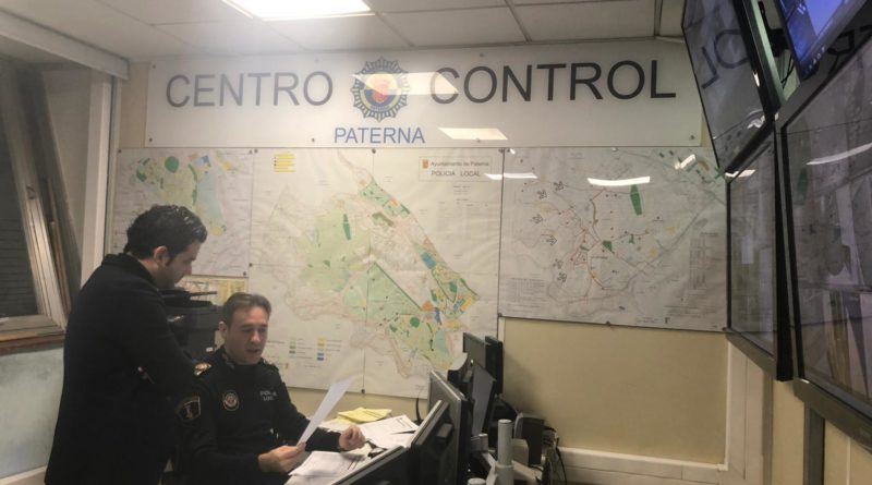 El Alcalde de Paterna coordina el dispositivo de emergencias del municipio por riesgo de fuertes lluvias