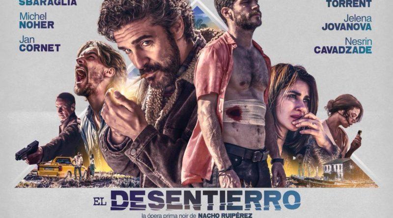 """El valenciano Nacho Ruipérez obtiene un premio a la mejor película por """"El desentierro"""" y mejor guión en los premios de l'Audiovisual Valencià"""