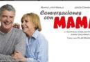 Maria Luisa Merlo y Jesús Cisneros actúan en el Flumen con 'Conversaciones con mamá'