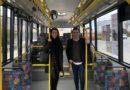 Los vecinos de Valterna tendrán más viajes entre semana y durante el fin de semana con el bus municipal