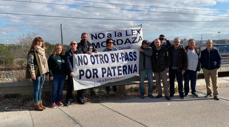 Joan Baldoví visita Paterna