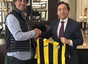 Intu Mediterraneo firma un convenio de colaboración con el Paterna CF