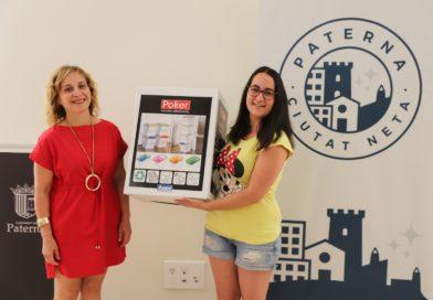 Los vecinos y vecinas de Paterna se implican con la campaña de reciclaje